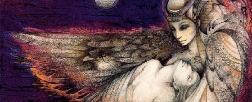 Шаманские картины Susan Seddon Boulet