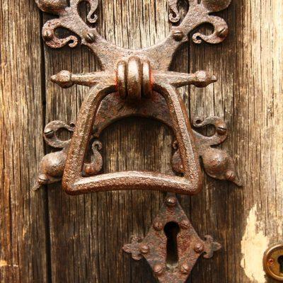 Двери и ключ