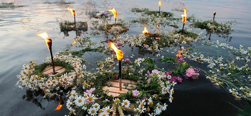 Лита — праздник Летнего Солнцестояния