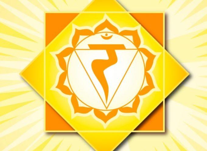 Манипура (третья чакра)