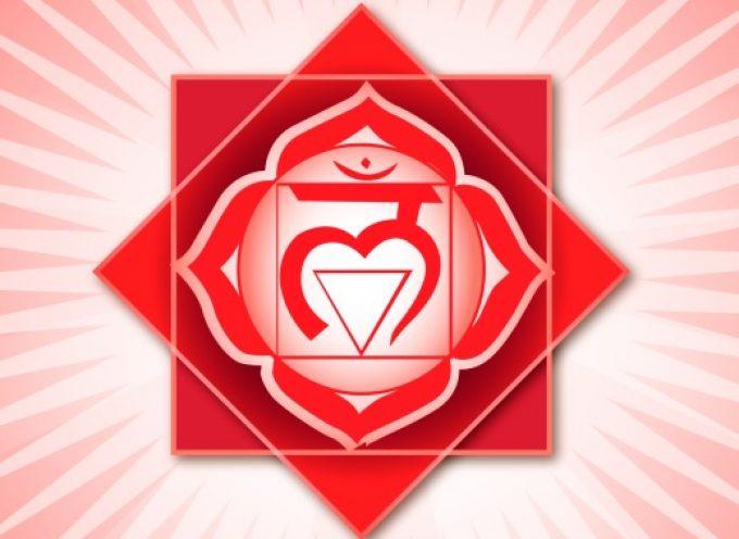 Муладхара (первая чакра)