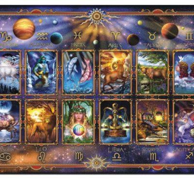 Соответствия Старших арканов Таро и знаков Зодиака