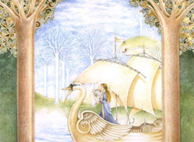 С наступающим волшебным праздником Имболк!