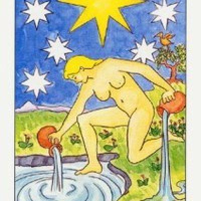 XVII Аркан Таро «Звезда»