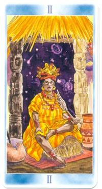 II Верховная Жрица. Мать Миров