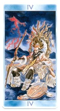 IV Император. Хозяин священного бубна
