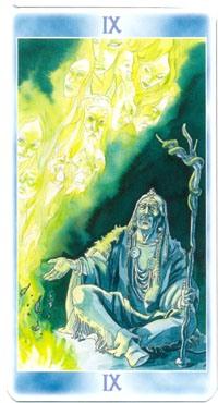 IX Отшельник. Поиск духовности