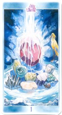 Туз Кристаллов. Исцеление. Лечебный кристалл
