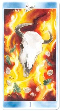 Туз костей. Огненные рога