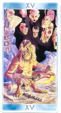 XV Дьявол. Мастер Трансформаций