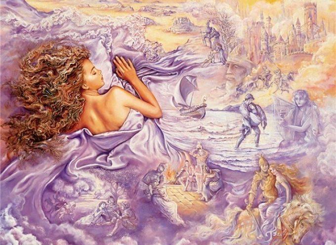 Схема интерпретации сновидения