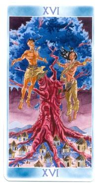 XVI Башня. Мировое Дерево