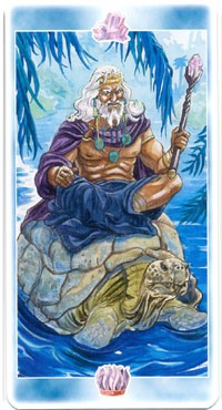 Король Кристаллов. Дух чистых вод