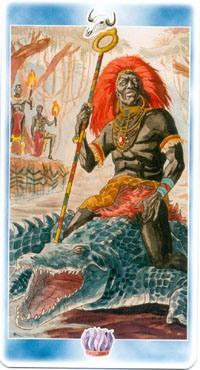 Король Костей. Дух Отца-Крокодила