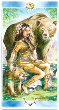 Королева Бубнов. Мать-Медведица