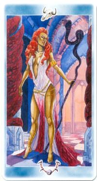 Королева Костей. Дух Матери огня