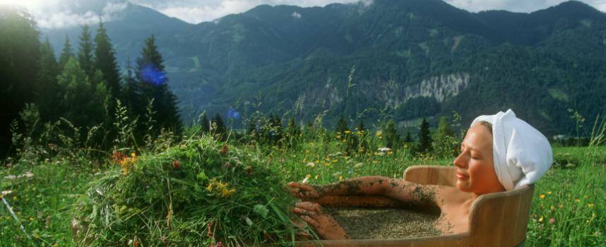 Делаем мир теплее и уютней — травяные ванны