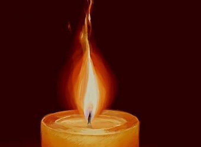 Заговор на огонь «На успокоение»