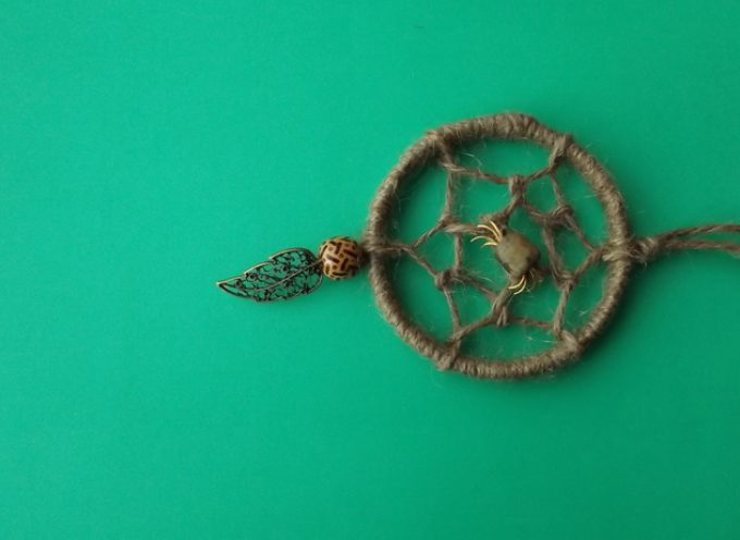 Амулет «Медвежий паук»