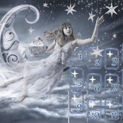 Расклад годовой «12 желаний»