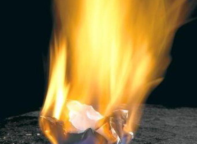 Ритуал «Огонь в крови»