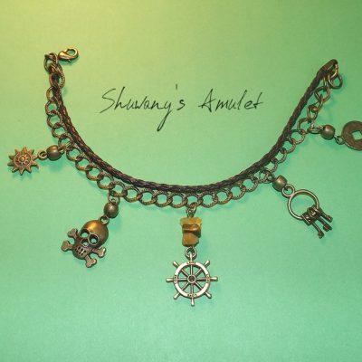 Амулет-браслет на удачу в сделках «Путь к сокровищам»