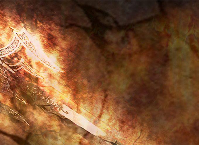11 лунный день. Огненный меч