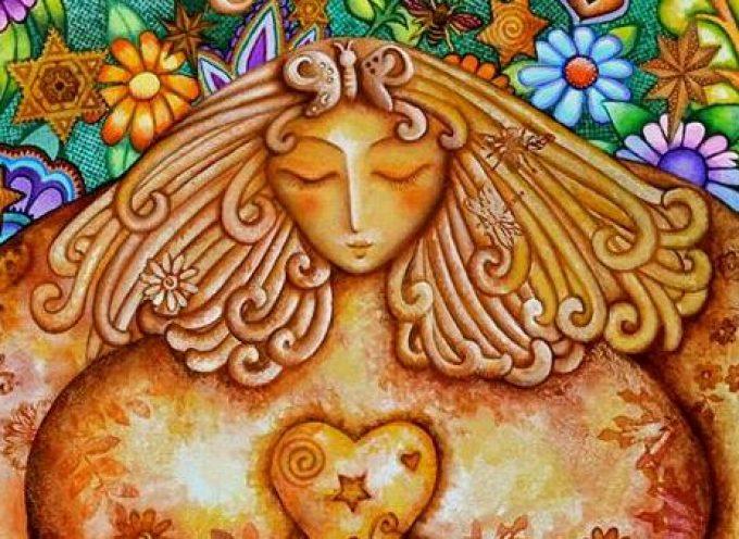 Волшебный ритуал урожая на Ламмас 1 августа