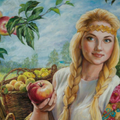 «Яблочное» гадание