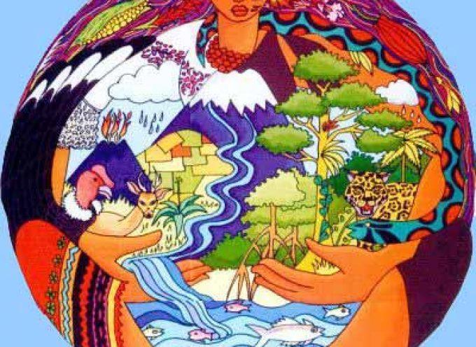 Пачамама — мать вселенной у инков и их наследников