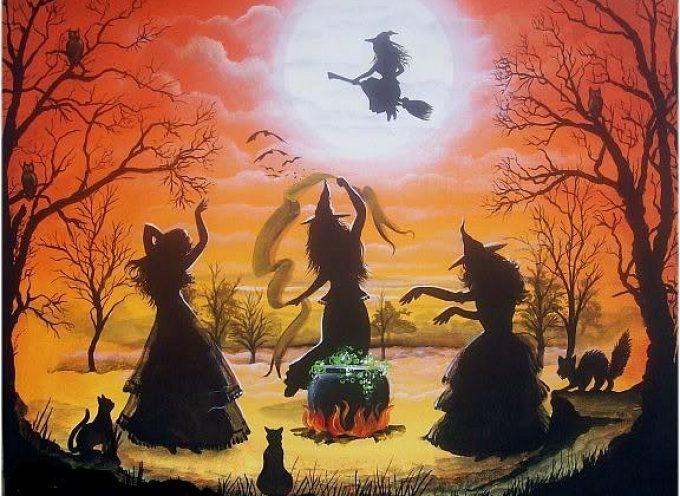 Ведьмин октябрь