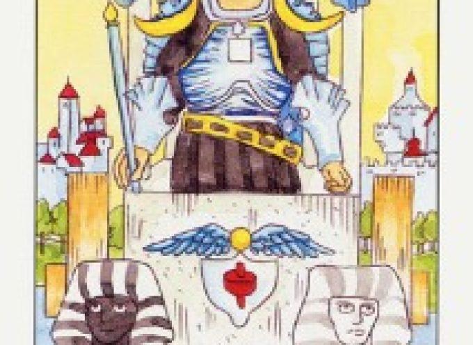 VII Аркан Таро «Колесница»