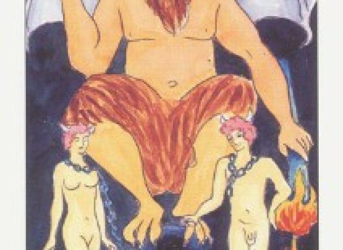 XV Аркан Таро «Дьявол»