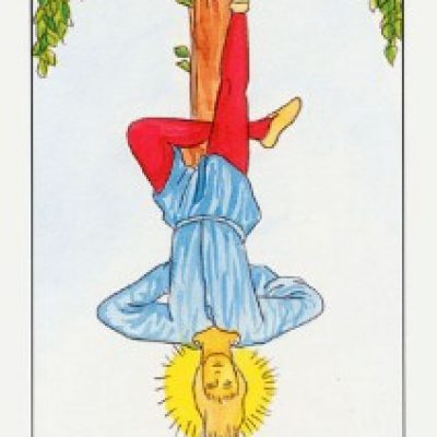 XII Аркан Таро «Повешенный»