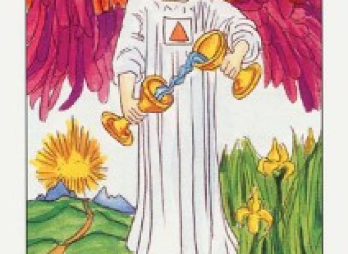 XIV Аркан Таро «Умеренность»