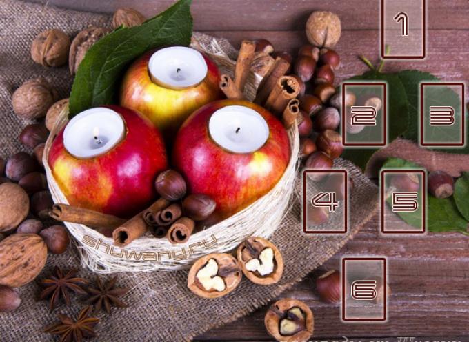 Расклад на Мабон «Плоды осени»