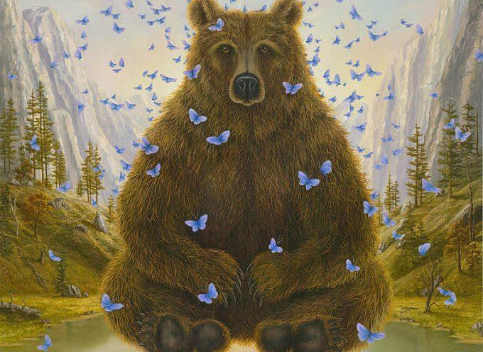 Медвежья осень