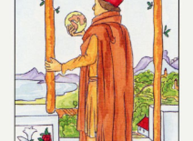 Аркан Таро II Жезлов