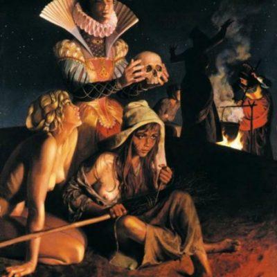 Жан-Мишель Салман «На одного колдуна десять тысяч ведьм». Часть 1.