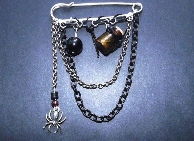 Чарм на подчинение человека «Паучьи цепи»