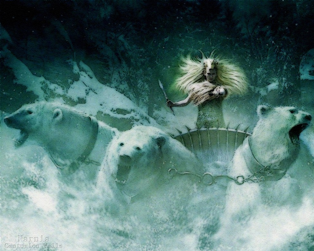 narnia-snow-queen-on-chariot