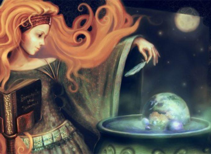 Мёд, малина, бузина: неволшебное волшебное ведьмовство