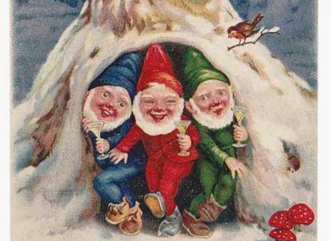Про рождественских гномов и прочих «низкоросликов»