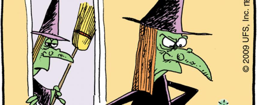 Ведьминский словарь