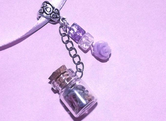 Любовный амулет «Розовая ваниль»