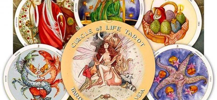 Таро Круг жизни — Circle of Life Tarot