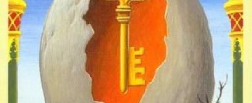 Значение карт Ленорман. 33. Ключ