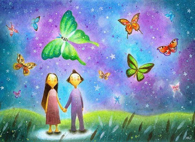 Отпускаем желания «Навстречу волшебству»