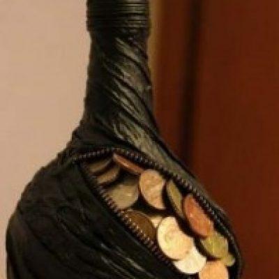 Ведьмина бутыль для получения суммы денег