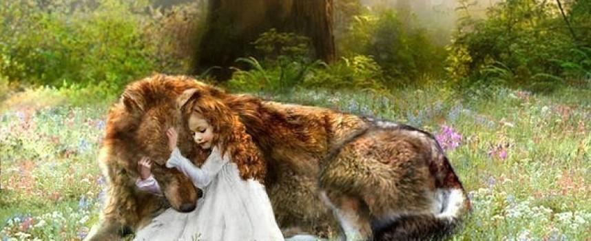 Полнолуние января — Луна Волка
